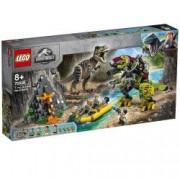 Lupta T. rex contra Dino-Mech 75938