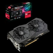 VC, ASUS ROG-STRIX-RX570-O8G-GAMING, 8GB GDDR5, 256bit, PCI-E 3.0 (90YV0AJ8-MONA00)