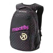 Meatfly Rucsac Exile 2 Backpack G - Rainbow Dot Black Print