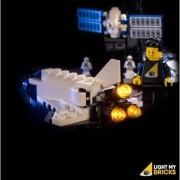 Light My Bricks LEGO International Space Station 21321 Verlichtings Set
