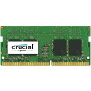 SODIMM, 16GB, DDR4, 2666MHz, Crucial, DR x8, CL19 (CT16G4SFD8266)