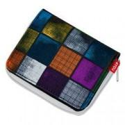 4You Geldbörse Zipper Wallet Miami Squares 328