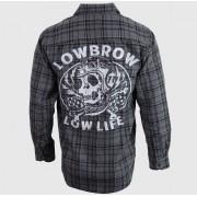 košile pánská BLACK MARKET - Adi - Low Life - BM141