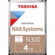 Toshiba N300 HDWQ140EZSTA 4 TB