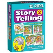 Tingoking Learning and Educational 0613 Story Telling Step-by-Step - 2 (6 Steps)