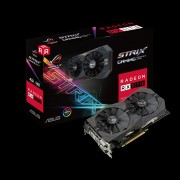 VGA Asus ROG-STRIX-RX570-4G-GAMING, AMD RX570, 4GB 256-bit GDDR5, do 1254MHz, DP, DVI-D 2x, HDMI, 36mj