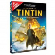 The Adventures of Tintin DVD Dublat in Romana