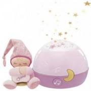 Розов бебешки прожектор - лампа, Chicco, 076259