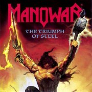 Manowar - Triumph of Steel (0075678242328) (1 CD)