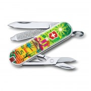 Briceag Victorinox Classic Mexican Sunset 0.6223.L1807