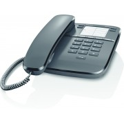 Gigaset DA310 - Vaste telefoon - Zwart