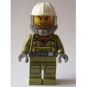 CTY686 Minifigurina LEGO City - Volcano Explorer (CTY686)