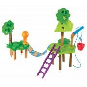 Set STEM Casuta din copac Learning Resources, peste 40 piese, 5 - 9 ani