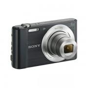 Fotoaparat Sony DSC-W810B 20Mp, 6x, 2.7, 720p crni