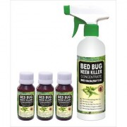 Green Dragon's Bed Bug Neem Killer Concentrate Makes 1420ml Ready to Use