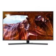 "Телевизор Samsung 43"" 43RU7402 4K UHD LED TV, SMART, HDR 10+, 1900 PQI, Alexa, Bixby, Mirroring, DLNA, DVB-T2CS2, WI-FI, 3xHDMI, 2xUSB, Titan Gray"