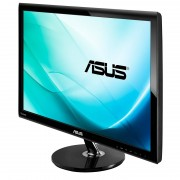 "Asustek ASUS VS278H - Monitor LED - 27"" (27"" visível) - 1920 x 1080 Full HD (1080p) - 300 cd/m² - 1 ms - altifalantes - preto"