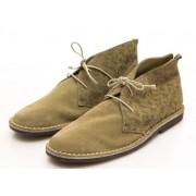 Minoronzoni 1953 Chaussures à lacets MINORONZONI 1953 Chaussures en cuir suédé