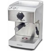 Espressor cafea inox Beper 90.521 1250W 1 7L carcasa din otel inoxidabil Sistem de incalzire Thermo Block 15 bari