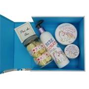 Set cadou produse naturale de ingrijire BEBE-4 produse