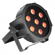 Cameo Flat PAR Can Tri 3W Lámpara LED