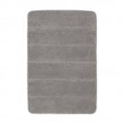 Wenko Světle šedá koupelnová předložka Wenko Steps, 120 x 70 cm
