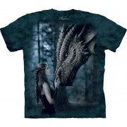Spiru T-Shirt Mountain Artwear Once upon a time XL