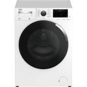 Masina de spalat rufe cu uscator Beko HTV8746XG, 8kg/ 5kg, 1400 rpm, 15 programe, Display, Child Lock, Motor ProSmart™ Inverter, HomeWhiz®, Clasa A, Alb