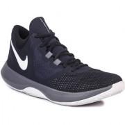 Nike Men's Air Precision Ii White Sports Shoes