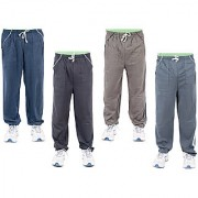 K-TEX Multi Hosiery Trackpants Pack of 4