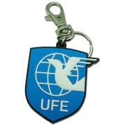 Great Eastern Entertainment Aldnoah Zero - United Forces of Earth PVC Keychain