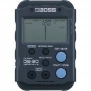 Boss DB-30 Metrónomo digital para Tuner, Timer, Stop Watch