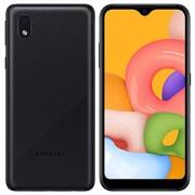 Samsung Galaxy A01 Core (16 GB, 1 GB de RAM) 5.3 pulgadas, batería de 3000 mAh, US & Global 4G LTE GSM Modelo internacional desbloqueado A013M/DS (negro)