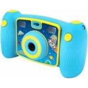 Aparat Foto Digital pentru Baietei Easypix Kiddypix Galaxy Albastru