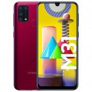 Samsung Galaxy M31 6GB/64GB 6,41'' Vermelho