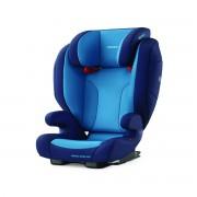 RECARO Monza Nova EVO Seatfix Xenon Blue, grupa II/III - Plava