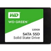 Western Digital GREEN 120 GB Desktop Internal Solid State Drive (WDS120G2G0A)