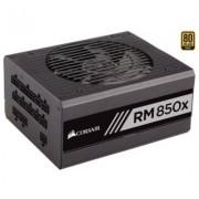 Захранване corsair rmx series rm850x power supply, fully modular 80 plus gold 850 watt, cp-9020180-eu