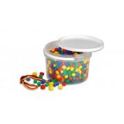 Betzold 650 Perlen + 6 Fädelschnüre
