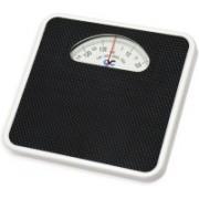 GVC Large Surface Iron Analog Weighing Scale(Black)