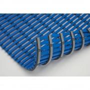 Nassraummatte, antibakteriell pro lfd. m blau, Breite 1000 mm