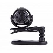 Sportovní FULL HD 2x2cm mikro kamera s detekcí pohybu a IR LED