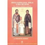 Sfintii Martiri Rafael Nicolae si Irina din Lesvos - Constantine Cavarnos