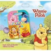 Protectie scaun auto Winnie the Pooh SEV9505