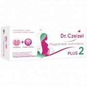 Dr. Czeizel Magzatvédő multivitamin 2 Plus + Omega-3 - 30db+30db