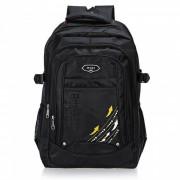 ultimas mochila de nylon impermeable bolsa de camping para camping - Negro