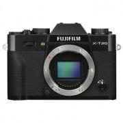 Fujifilm X-T20 kamerahus svart