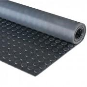 B2B Partner Industriefußbodenbelag mit geldstückmuster, 1,23 x 2 m