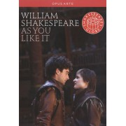 William Shakespeare: As You Like It - Shakespeare's Globe Theatre [DVD] [2009]