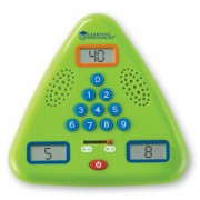 JOC ELECTRONIC MINUTE MATH - LEARNING RESOURCES (LER6965)